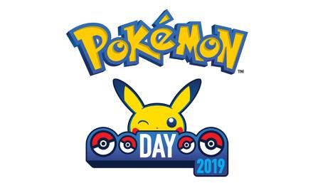 ¡Entrenadores se acerca el Pokémon day en Pokémon GO!