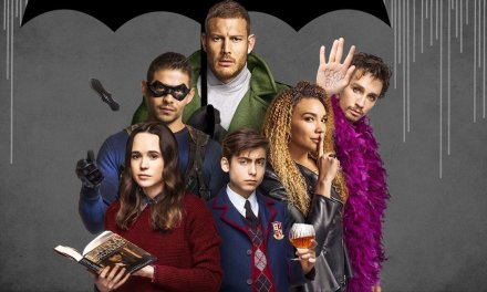 ¿Quiénes son The Umbrella Academy?
