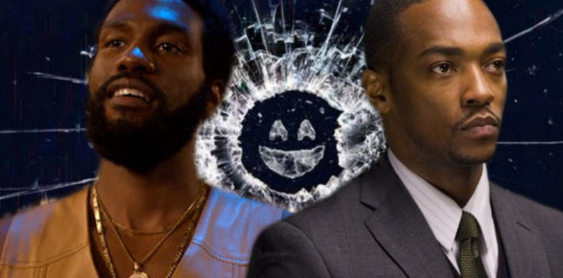 Black Mirror: Anthony Mackie y Yahya Abdul-Mateen II estarán presentes