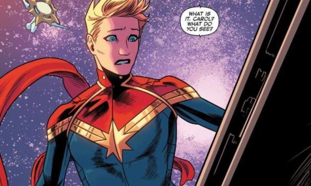 [Con el auspicio de] Capitana Marvel