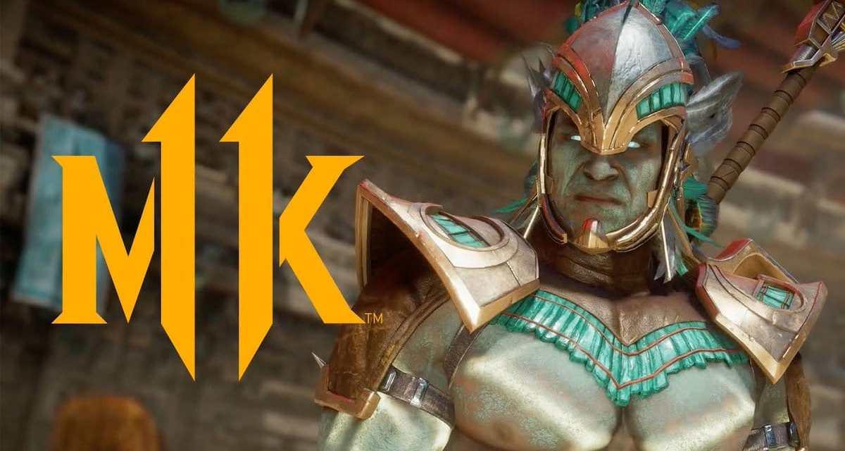 Mortal Kombat 11: Kotal Kahn se suma al elenco desde el Outworld