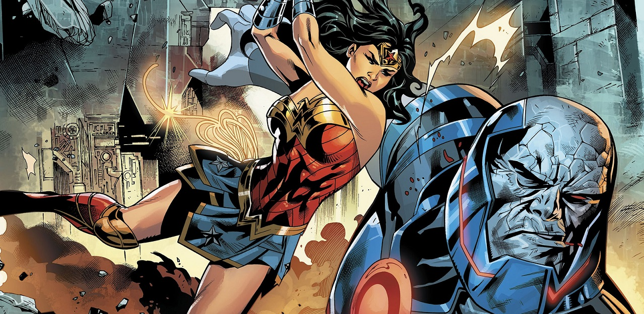 [DC Universe] Wonder woman vs Darkseid