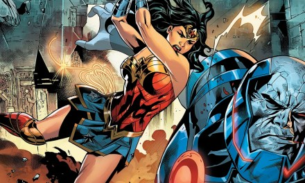 [DC Universe] Wonder woman vs Darkseid