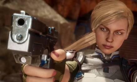 Con un dron y sus pistolas, Cassie Cage dice presente a Mortal Kombat 11
