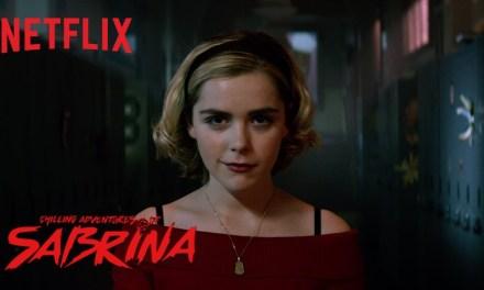 ¡La brujería no se detiene! El nuevo póster del mundo oculto de Sabrina
