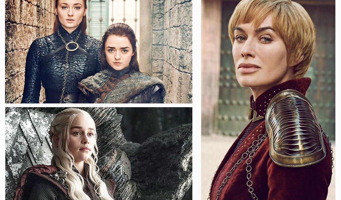 HBO homenajea a las mujeres de Game of Thrones