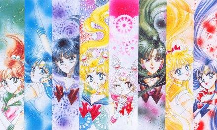 Invitación al conversatorio de Sailor Moon en el GAM