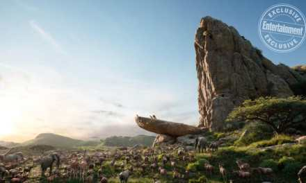 El Rey León: Te mostramos las nuevas imágenes difundidas del clásico de Disney