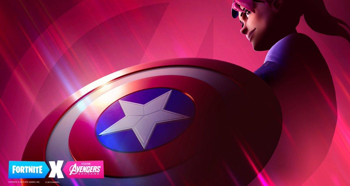 Fortnite nuevamente anuncia una colaboración con Marvel