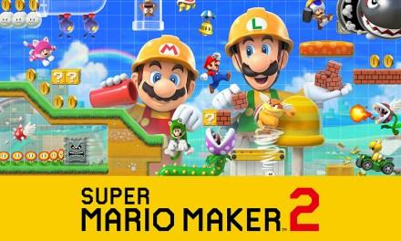 ¡Habemus fecha de lanzamiento para Super Mario Maker 2!