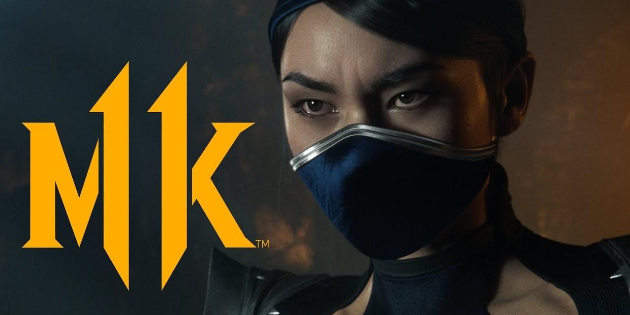 Kitana comienza su pelea en un nuevo spot de Mortal Kombat 11