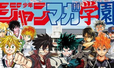 Los proyectos en conjunto de las Editoriales Shueisha y Kodansha