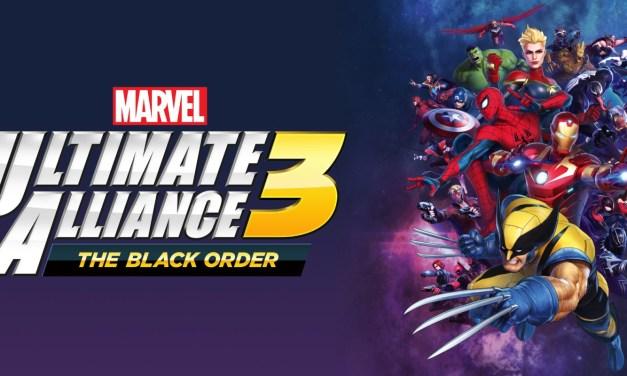 El nuevo tráiler de Marvel Ultimate Alliance 3
