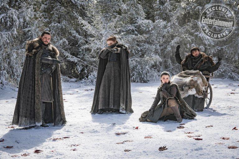 Winter is coming! La serie completa de Game of Thrones en blu-ray llegará en diciembre