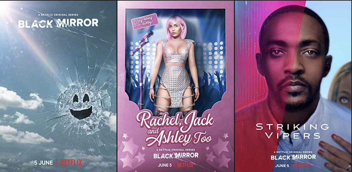 [Netflix] Black Mirror: Una quinta temporada con nuevas historias en el inconfundible estilo de la serie