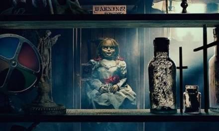 Mira el video interactivo de Annabelle 3 Viene a Casa