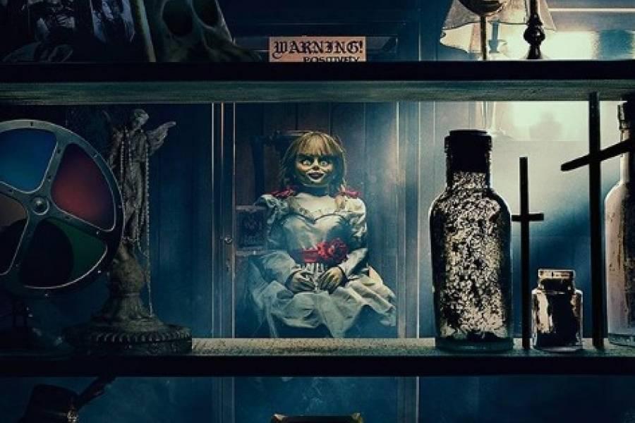 [Reseña] «Annabelle 3: Viene a Casa»