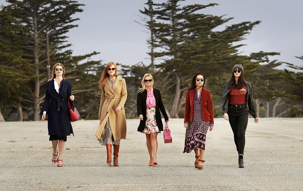 ¡Las Monterrey Five están de vuelta! Big Little Lies regresa este domingo