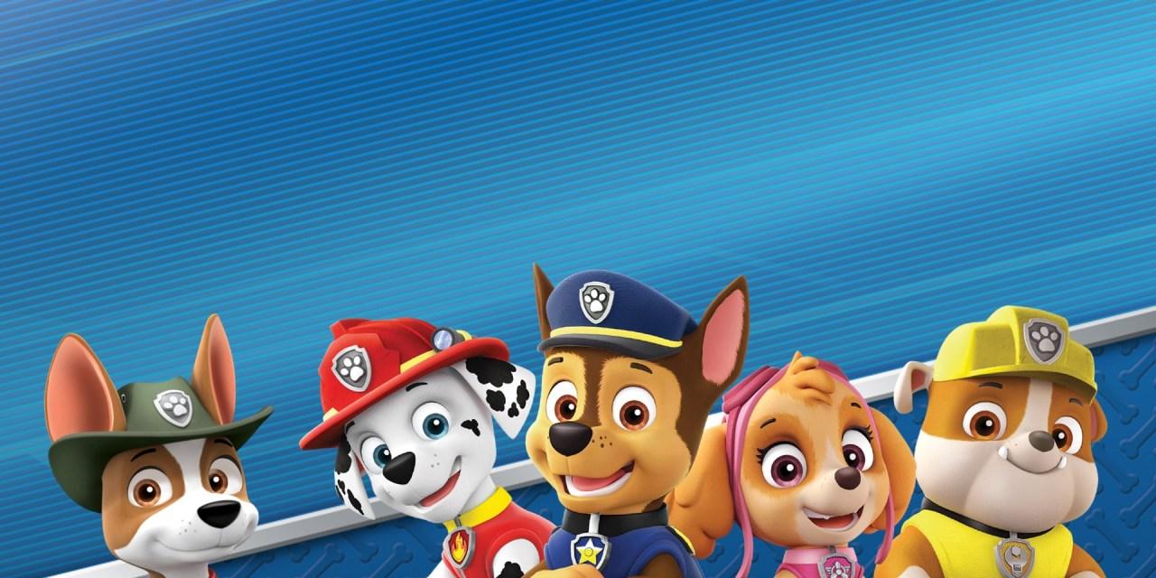 Paw Patrol: Los adorables cachorros saltan desde la tv a la gran pantalla