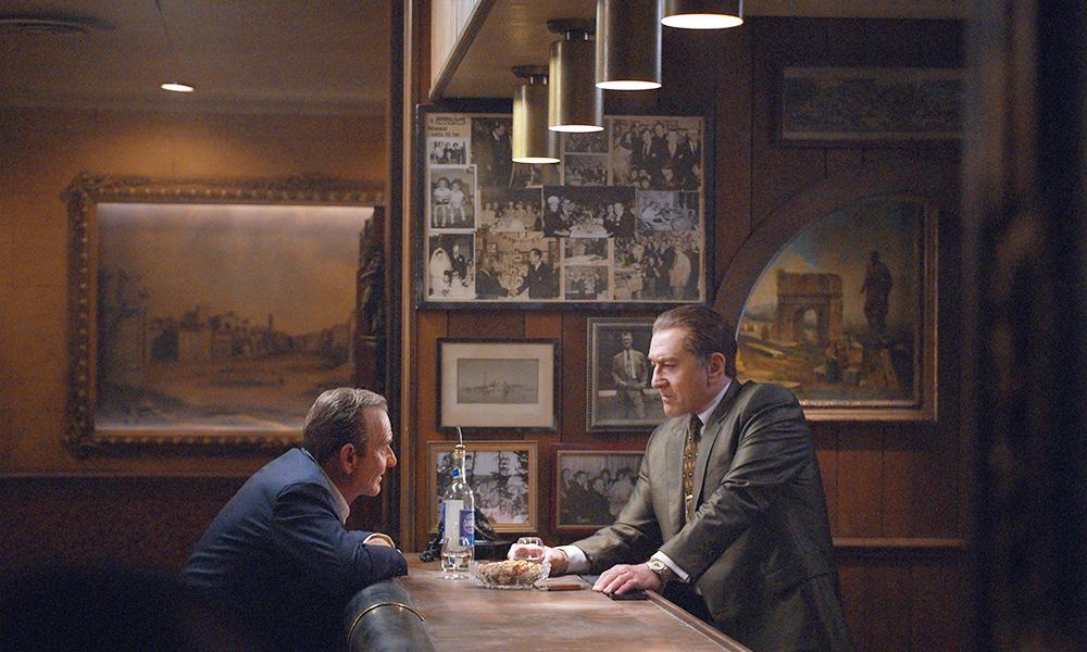 Pongan play a lo nuevo de Martin Scorsese, The Irishman
