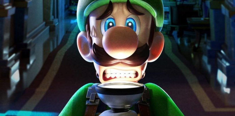 Habemus fecha de lanzamiento de Luigi's Mansion