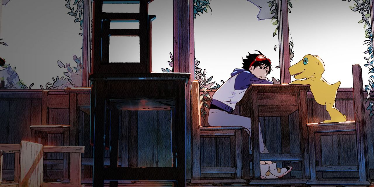 Pongan play al opening de Digimon Survive