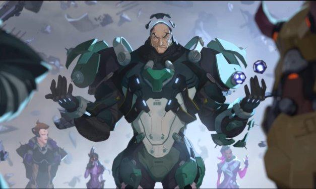 Sigma: El oscuro nuevo héroe de Overwatch