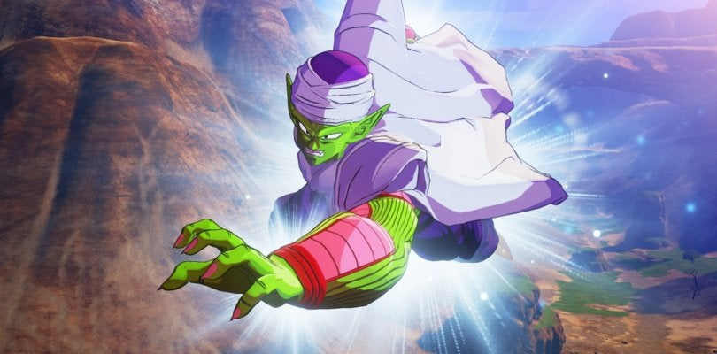 Piccolo es un personaje jugable en Dragon Ball Z: Kakarot