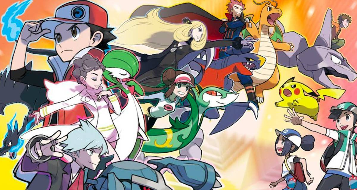La nueva pareja que se suma a Pokémon Masters