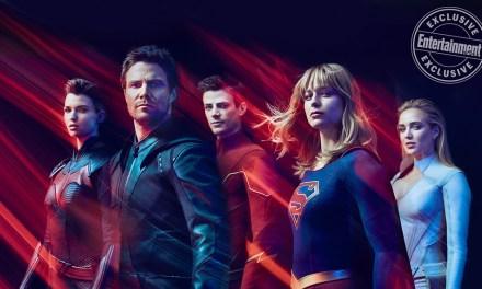 ¡Los héroes que se unen al mega crossover de Crisis de Tierras Infinitas!