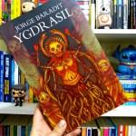 [Reseña-Libro] «Ygdrasil»: ciencia ficción de la mano de Jorge Baradit