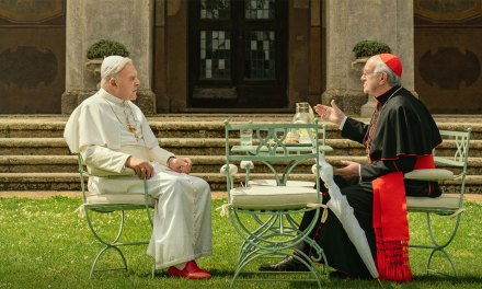 Anthony Hopkins y Jonathan Pryce son Los dos Papas en Netflix