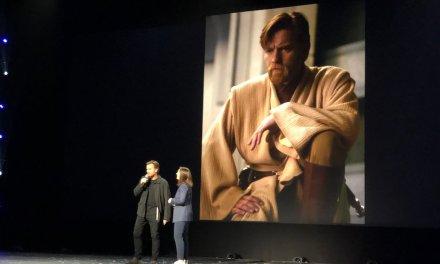 [D23] Ewan McGregor vuelve como Obi Wan Kenobi