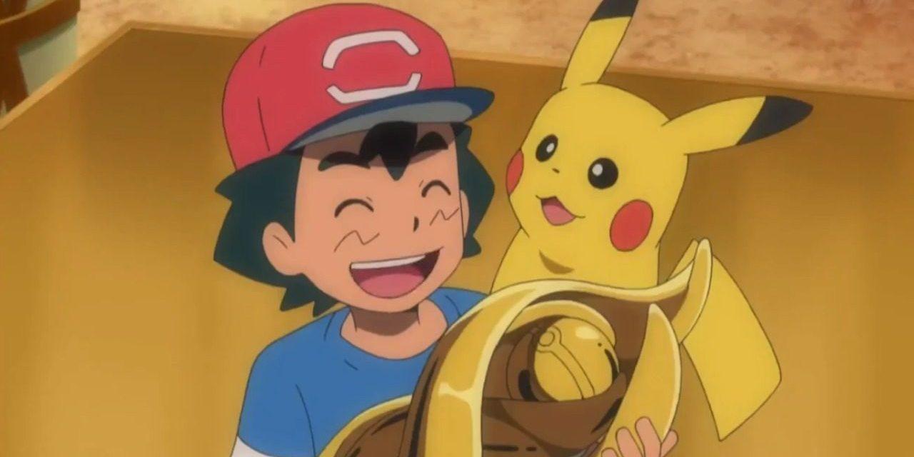¡Y llegó el día! Ash Ketchum es campeón de la liga Pokémon