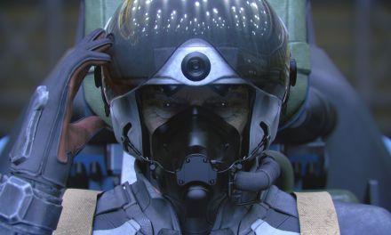 Unexpected Visitor: El nuevo DLC de Ace Combat 7
