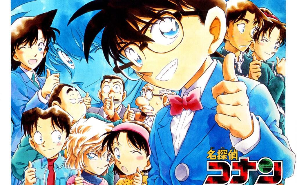 Detective Conan entra en hiatus hasta noviembre