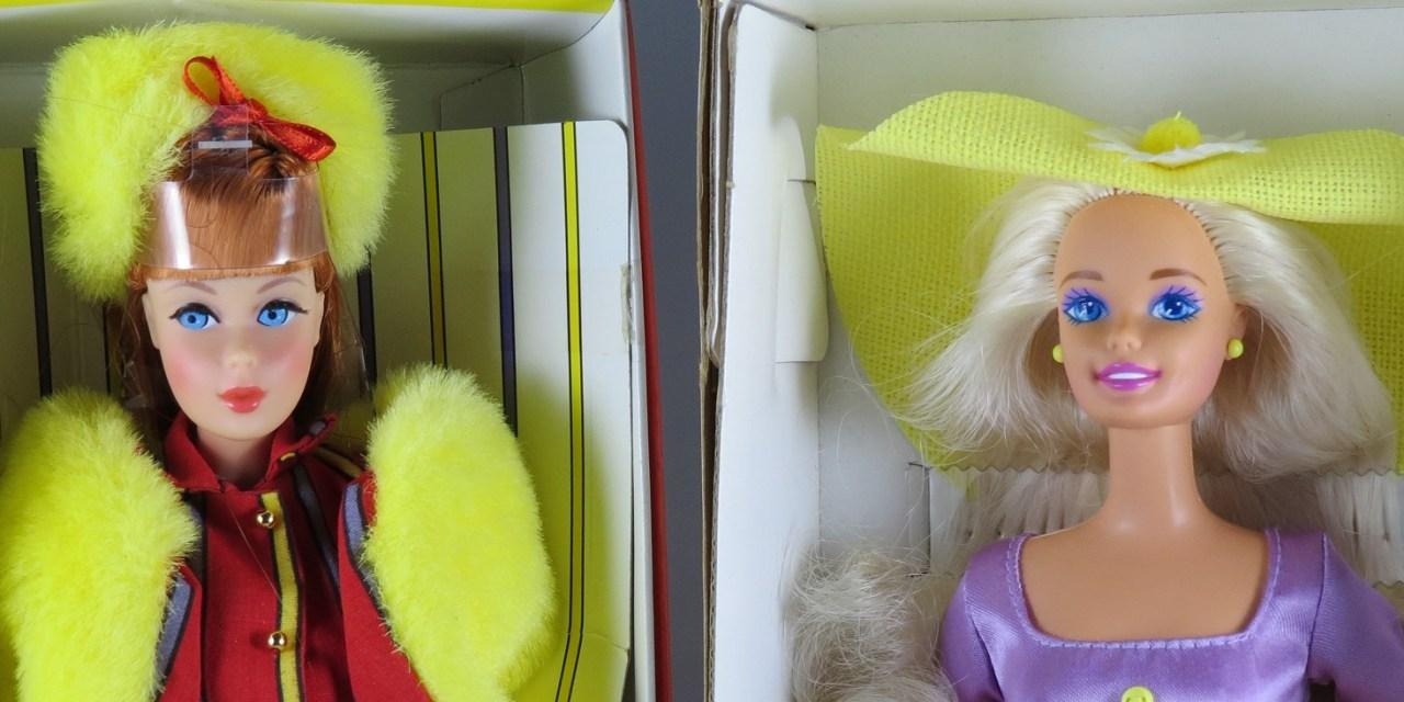 [Recuerdos de juguete] Barbie
