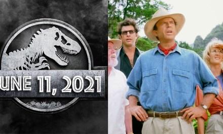 Jurassic World 3 reunirá a icónico trío de Jurassic Park