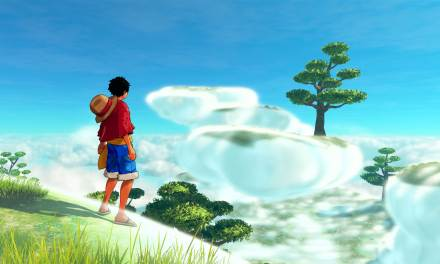 Ya disponible el nuevo DLC de One Piece World Seeker