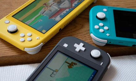 Nintendo Switch Lite y The legend of Zelda: Link's Awakening ya están disponibles