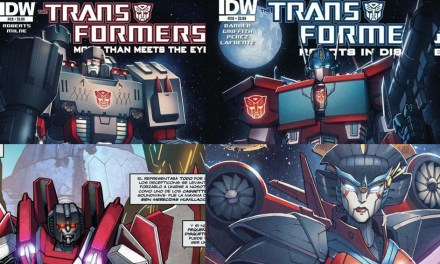 [Transformers] Robots in disguise y More than meets the eye: Segunda temporada