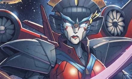 [Transformers] Windblade