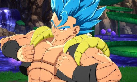 Ya está disponible Gogeta SSGSS en Dragon Ball FighterZ