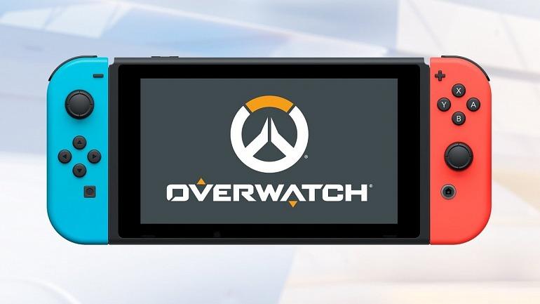 Overwatch llega oficialmente a Nintendo Switch