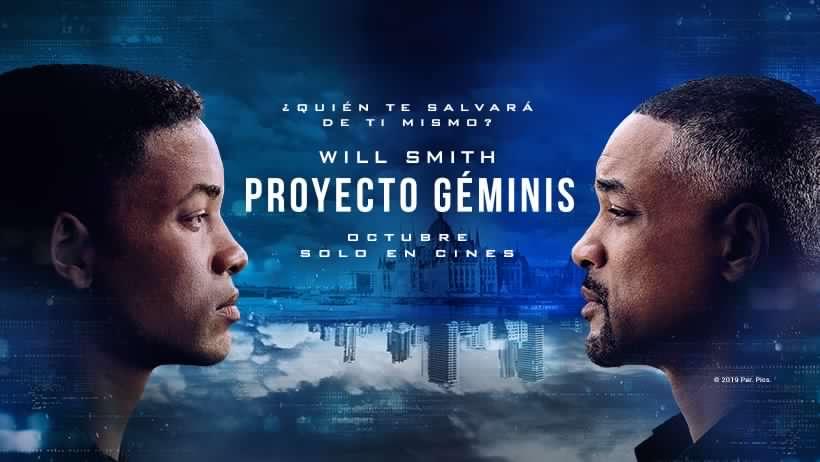 [Reseña] Proyecto Géminis: Will Smith por partida doble