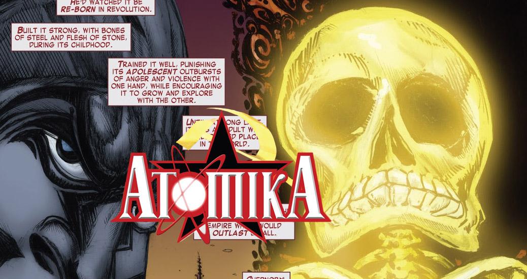 [Atomika] 04: Un martillo en las nubes