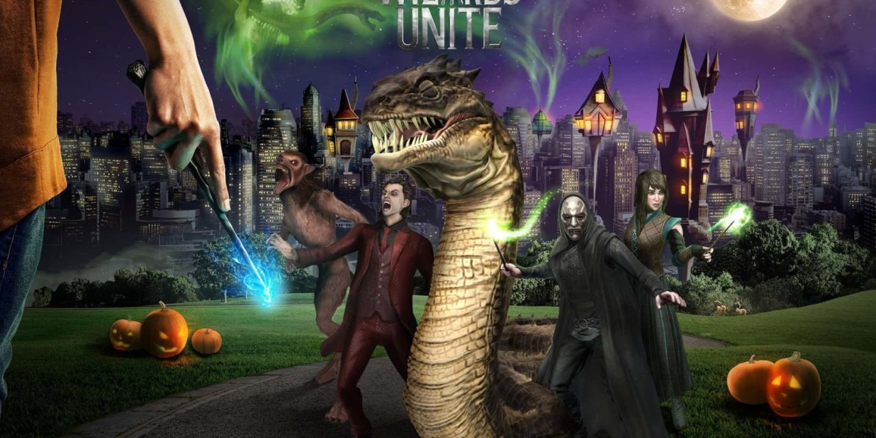 #MesDeLasArtesOscuras en Harry Potter: Wizards Unite