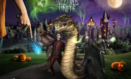 #MesDeLasArtesOscuras en Harry Potter: Wizards Unite