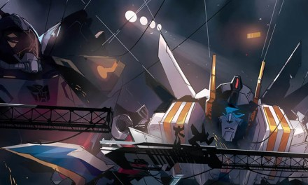 [Transformers] RidT2: Mentiras desde la muerte