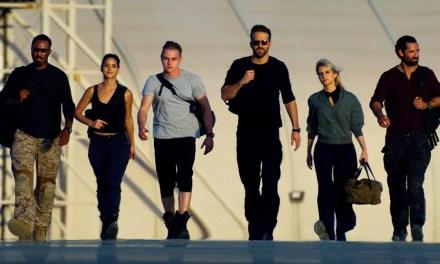 ¡Explosiones, Ryan Reynolds y un gran elenco! El tráiler de Escuadrón 6